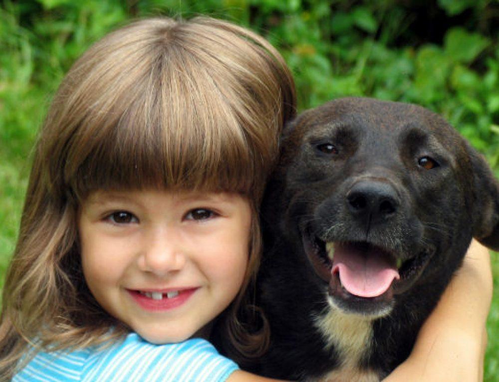 Niños y perros: consejos para una buena convivencia