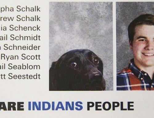 Alpha, el perro que ha sido incluido en el anuario por su importante labor